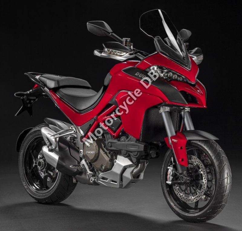 Ducati Multistrada 1200 S 2016 31522