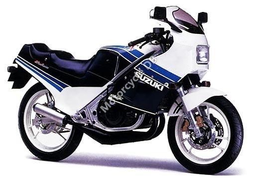 Suzuki RG 250 Gamma 1986 19308