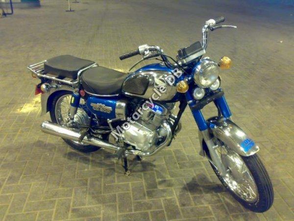 Honda CD 200 Road Master 1981 7259