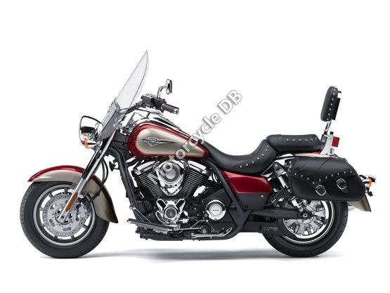 Kawasaki Vulcan 1700 Classic LT 2011 4873