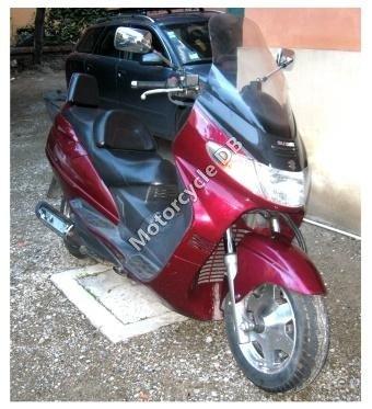 Suzuki Burgman 250 1998 9856
