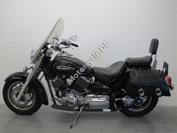 Yamaha V Star 1100 Silverado - 2008 Specifications, Pictures