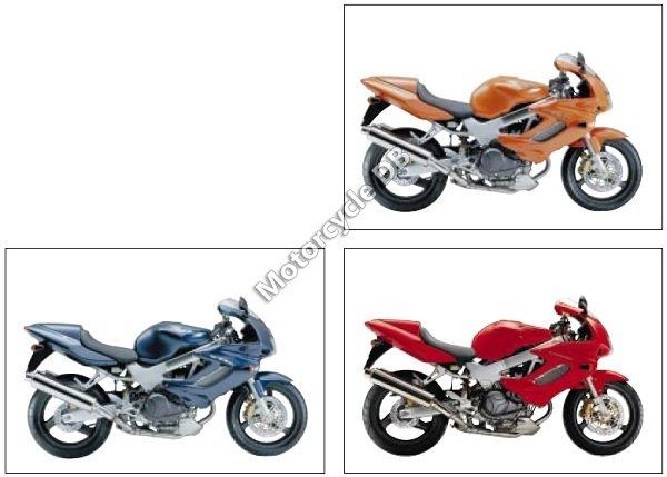 Honda VTR 1000 F Firestorm 2000 30992