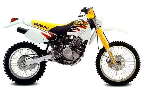 Suzuki DR 350 SE 1998 6815
