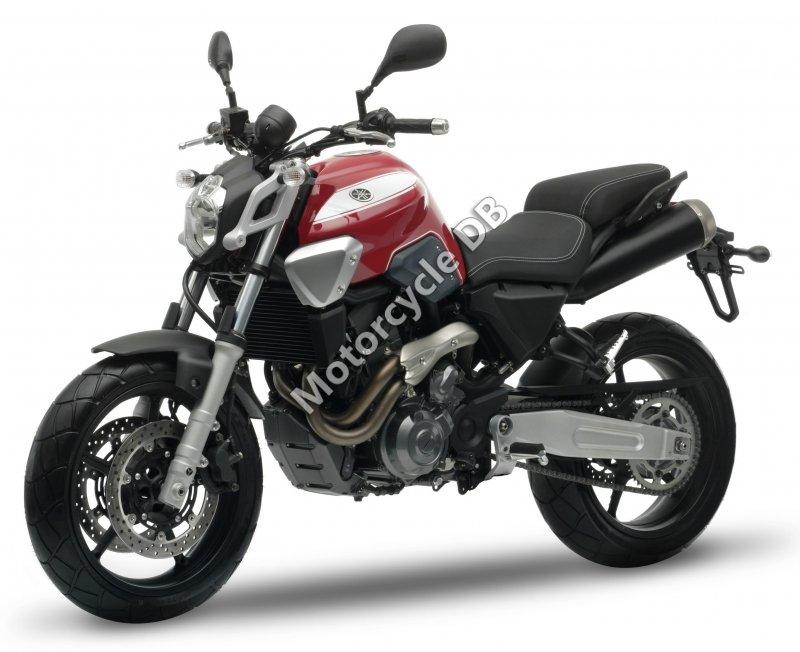 Yamaha MT-03 2008 25980