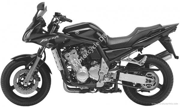 Yamaha FZS 1000 Fazer 2003 19513