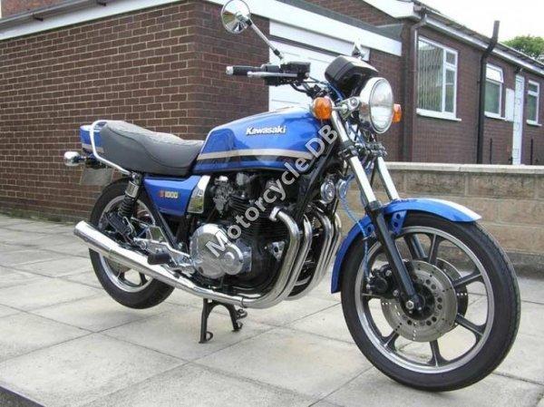 Kawasaki Z 1000 J 1983 11365