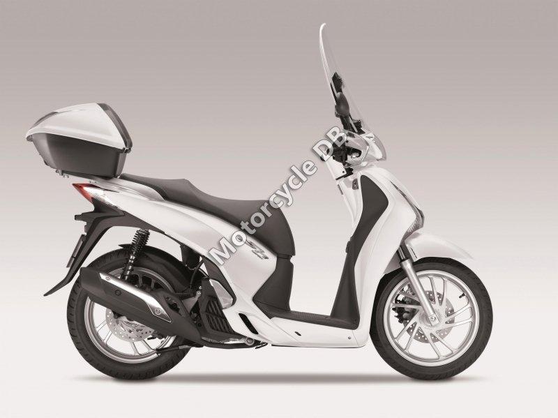 Honda SH125i 2013 30365