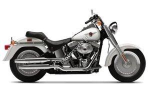 Harley-Davidson FLHS 1340 Electra Glide Sport (reduced effect) 1989 7092