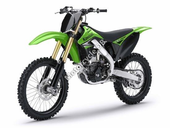 Kawasaki KX250F 2009 3198