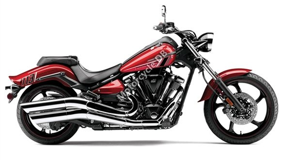 Yamaha Star Raider S 2014 23825 Thumb