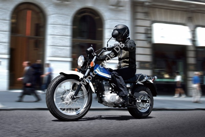 Suzuki VanVan 200 2016 28392
