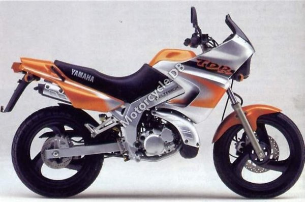 Yamaha TDR 125 1998 9096