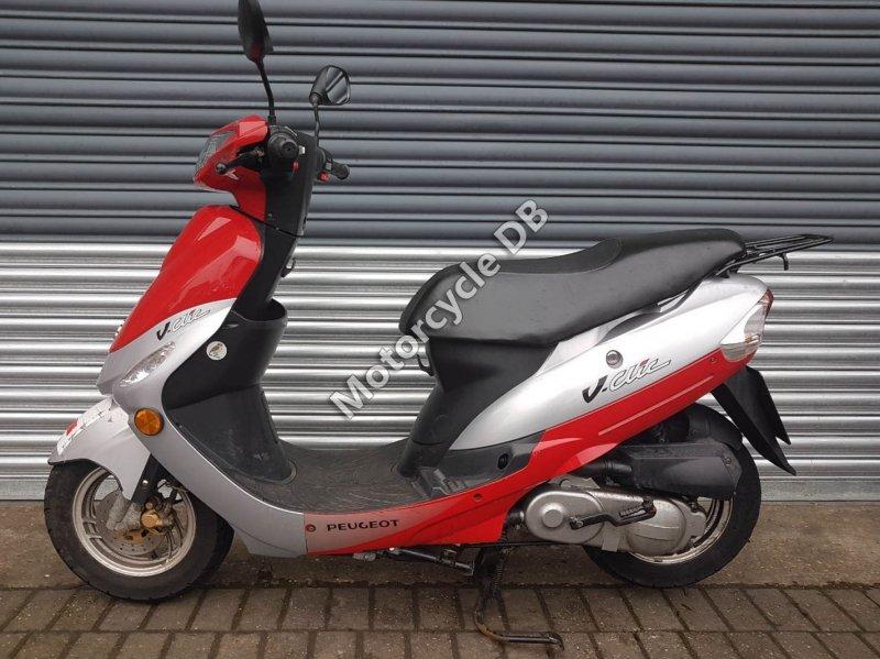 Peugeot V-Clic 50 2012 28649