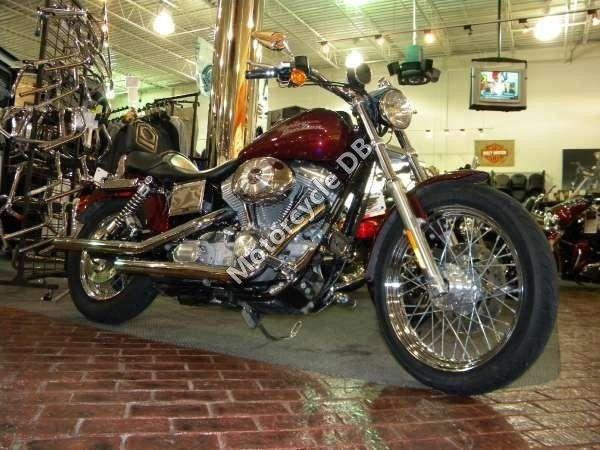 Harley-Davidson FXD Dyna Super Glide 2002 8290