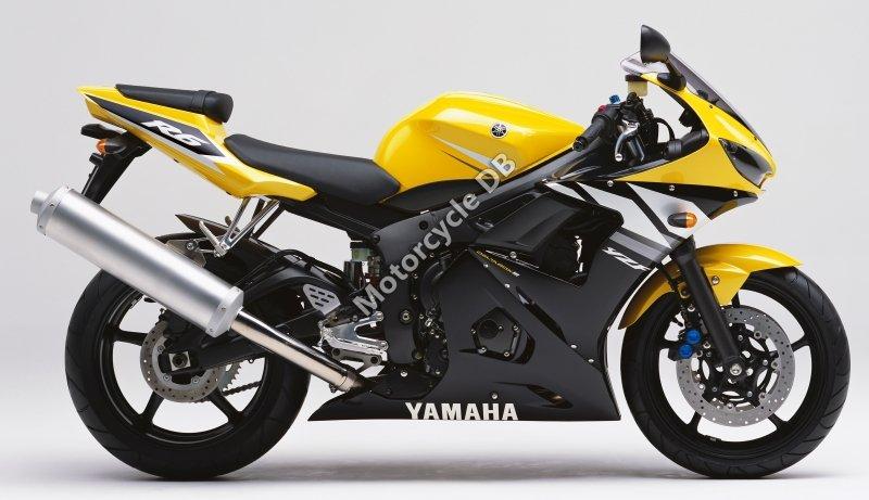 Yamaha YZF-R6 2001 25667