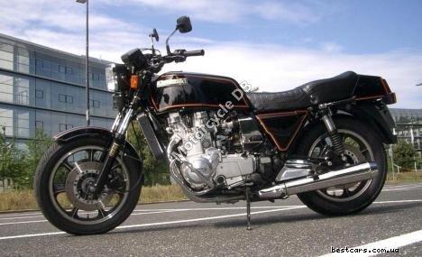 Kawasaki Z 1300 DFI (reduced effect) 1988 16315