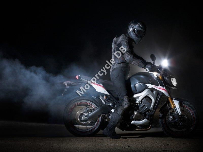 Yamaha MT-09 Street Rally 2014 26071