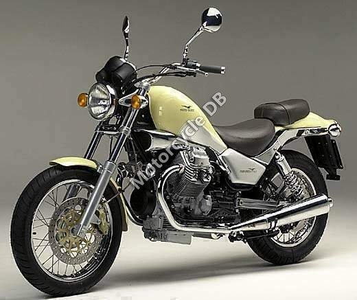 Moto Guzzi Nevada Club 750 2000 11860