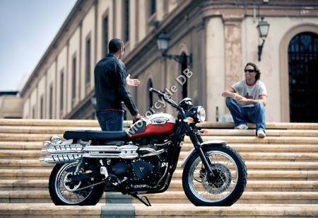 Triumph Scrambler 2007 2110