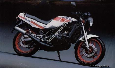 Yamaha RD 350 N 1989 12834