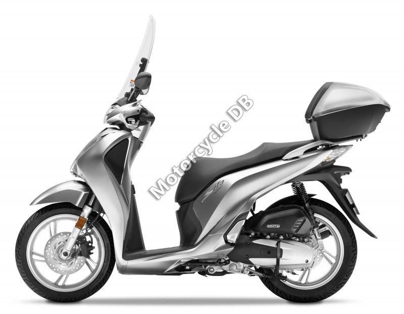 Honda SH125i 2017 30395