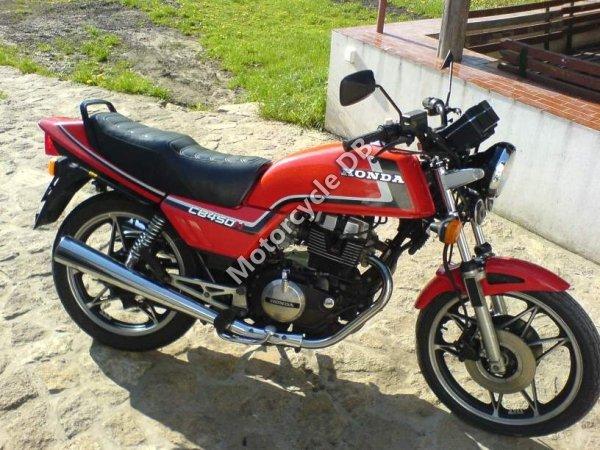 Honda CB 450 N 1986 8526