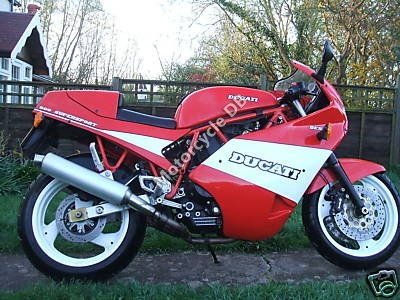 Ducati 900 SS Super Sport 1990 9361