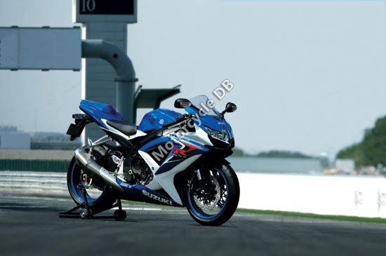 Suzuki GSX-R750 2008 2706