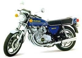 Suzuki GS 500 E 1980 6557