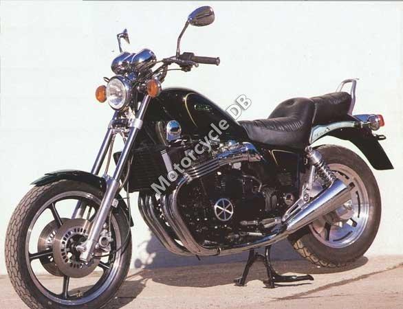 Yamaha XJ700XNC 1985 13174