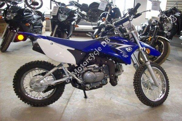 Yamaha TT-R110E 2011 17644