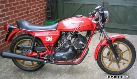 Moto Morini 500 Sei-V Klassik 1991 12337