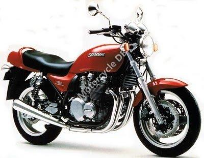 Kawasaki Zephyr 750 (reduced effect) 1991 13606