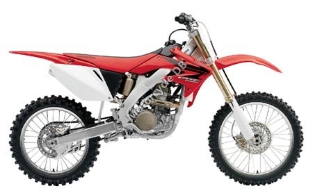 Honda CRF 250 R 2007 2307