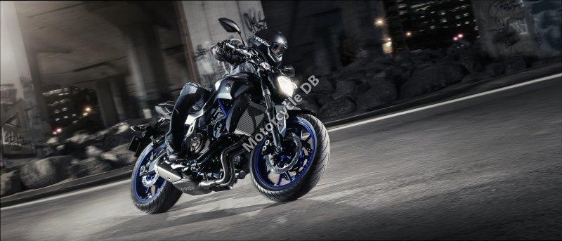 Yamaha MT-07 2015 26011