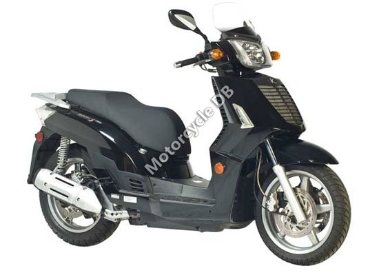 Kymco People S 250 2010 5467 Thumb