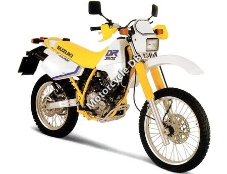 Suzuki DR 650 RS (reduced effect) 1990 19108 Thumb