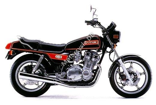 Suzuki GSX 750 L 1980 9041