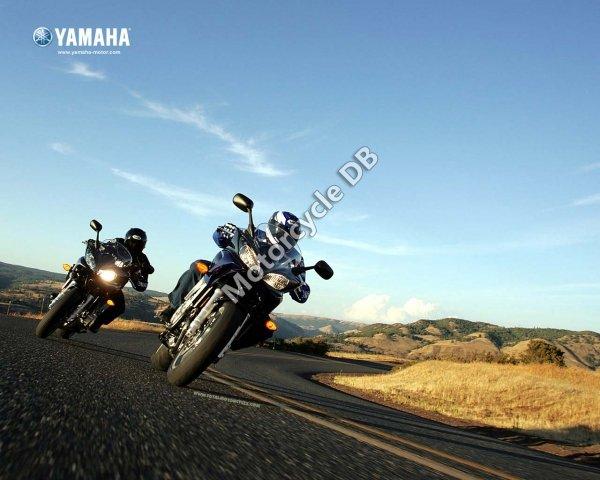 Yamaha FZ6 2005 5763
