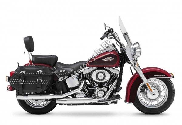 Harley-Davidson FLSTC Heritage Softail Classic 2012 22336