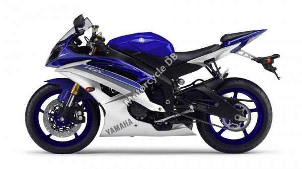 Yamaha YZF-R6 2015 23936