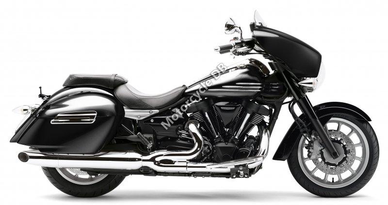 Yamaha XV 1900 Midnight Star 2006 26495