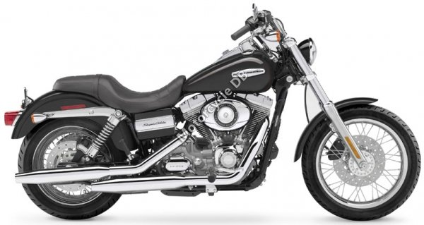 Harley-Davidson  FXD  Dyna Superglide 2007 8750 Thumb