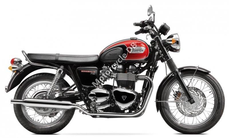 Triumph Bonneville T100 2010 27113