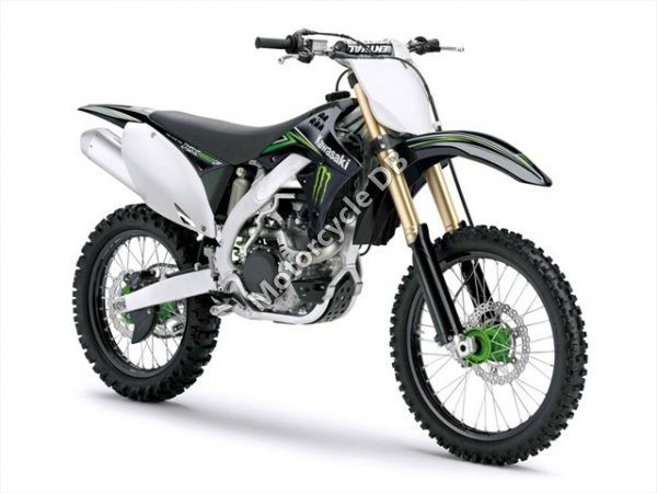 Kawasaki KX 450F Monster Energy 2010 17926 Thumb