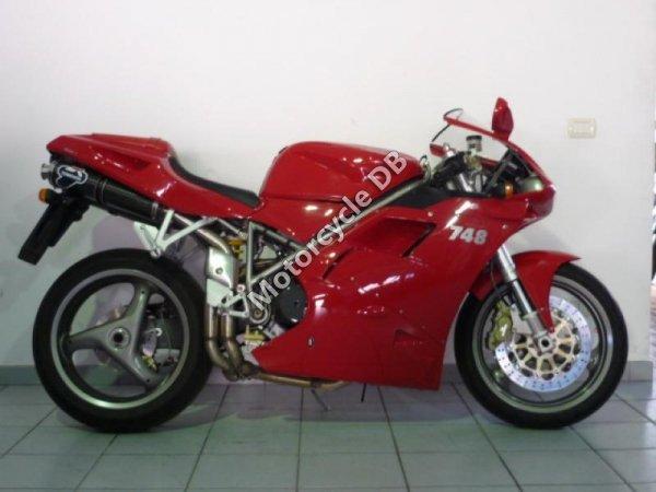 Ducati 748 Biposto 1996 13823