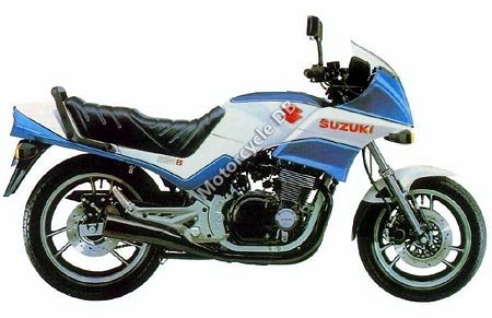 Suzuki GSX 550 ES 1983 8818
