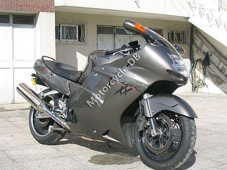 Honda CBR 1100 XX Super Blackbird 2002 6706