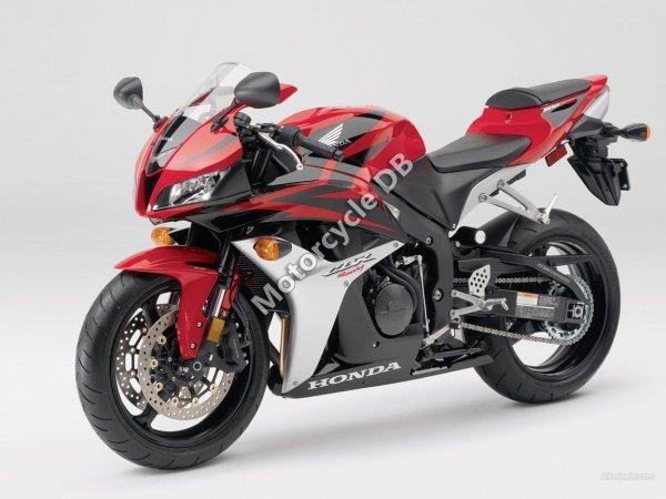 Honda CBR 600 RR 2008 6476